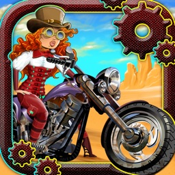 SteamPunk'd Rider : A Downhill Challenge GT Race HD Free