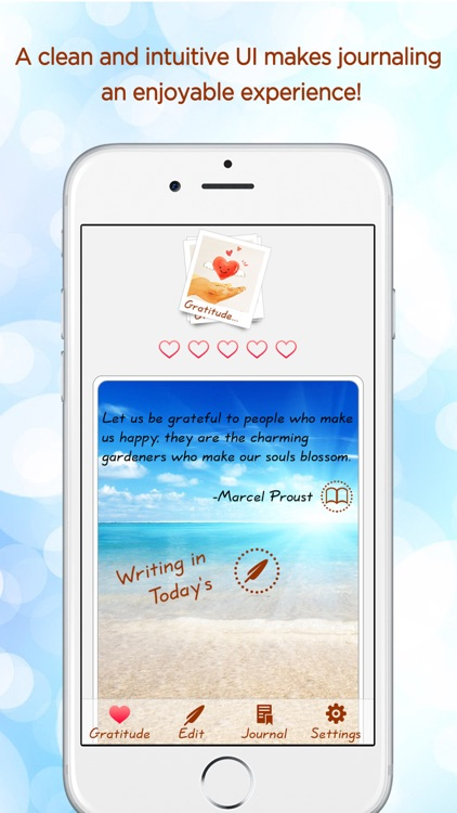 Gratitude Journal - The Life-changing App
