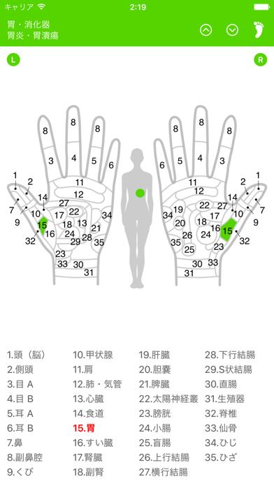手足のツボのおすすめ画像3