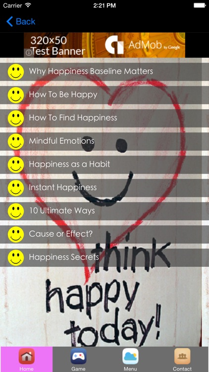 Happy Mind For Happiness