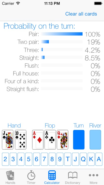 Poker Helper Pro screenshot-0