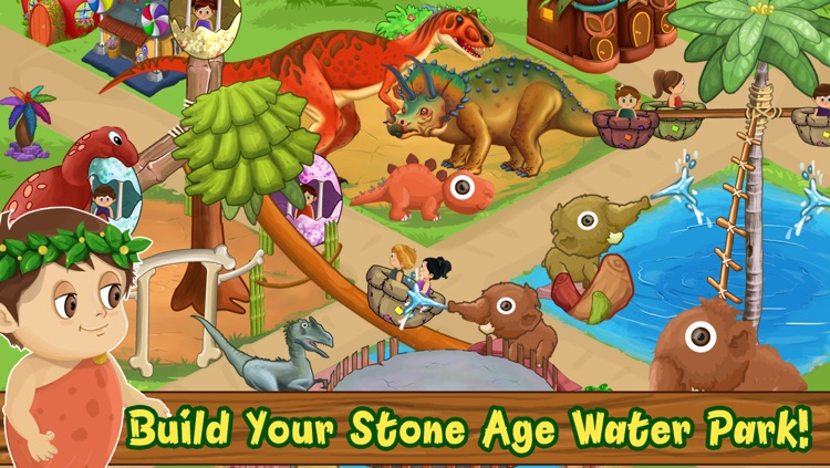 WATERPARK: STONEAGE