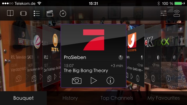 Blackbox Pro for Dreambox, Vu+, Xtrend, TVHeadend and Others