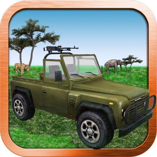 Safari 4x4 Driving Simulator 2: Zombie Poacher Hunter iOS App