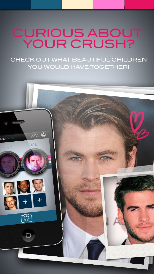 Babygesicht-Ersteller – Erstelle Babys mit Gesichtern von Freunden, um Künftigen Sohn Oder Tochter zu SehenScreenshot von 2