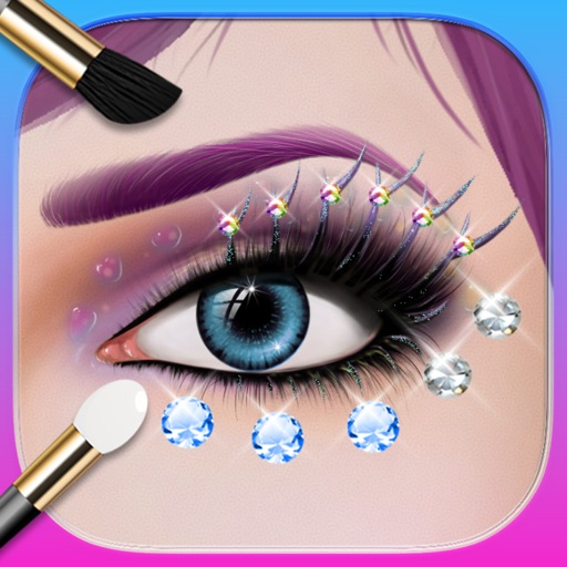 Eyes Makeup SPA - girl games!