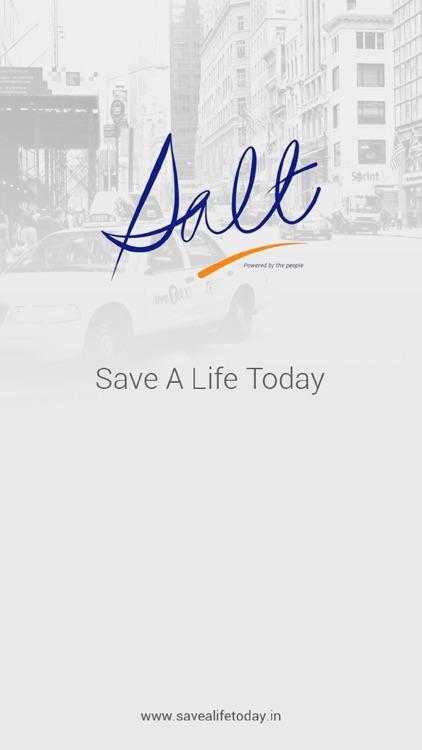 SALT - Save A Life Today screenshot-4