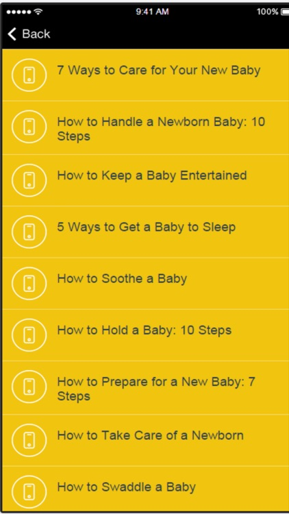 Baby Care Tips - Essential Tips for First Time Parents