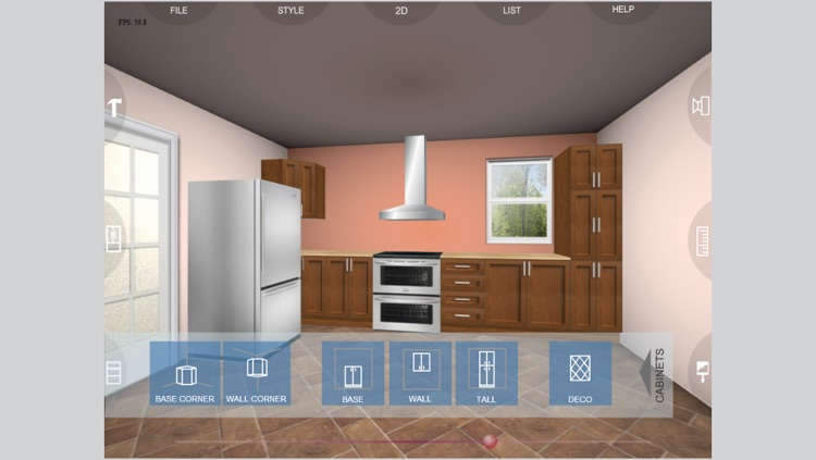 Udesignit kitchen 3D screenshot-2