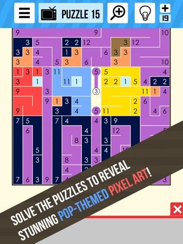 Pixel Pop - Гадание игру музыки, икон, фильмов и брендов на iPad