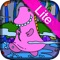 """""""Cutie Monster Coloring Chapter 1 Lite"""" is a coloring book application that both children and adults can enjoy"""