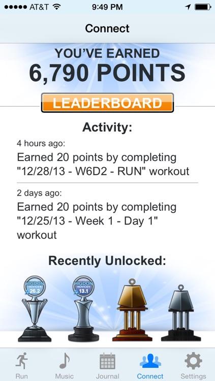 Ease into 5K: run walk interval training program screenshot-4