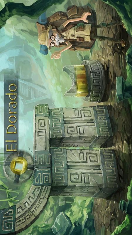 3 Minutes to Hack El Dorado - Ancient Civilization Puzzle