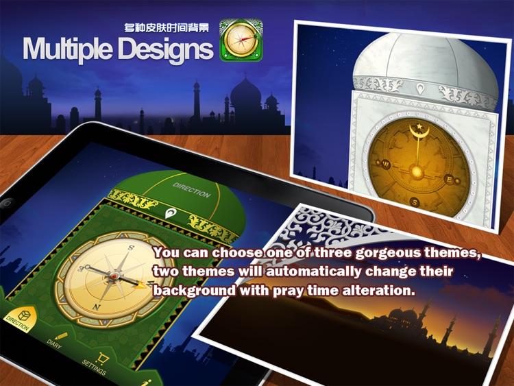 AZAN - Islamic Pray Time screenshot-4