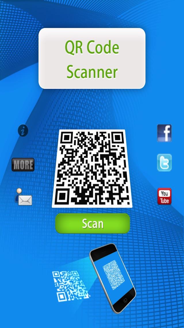 Qr Scanner App Test