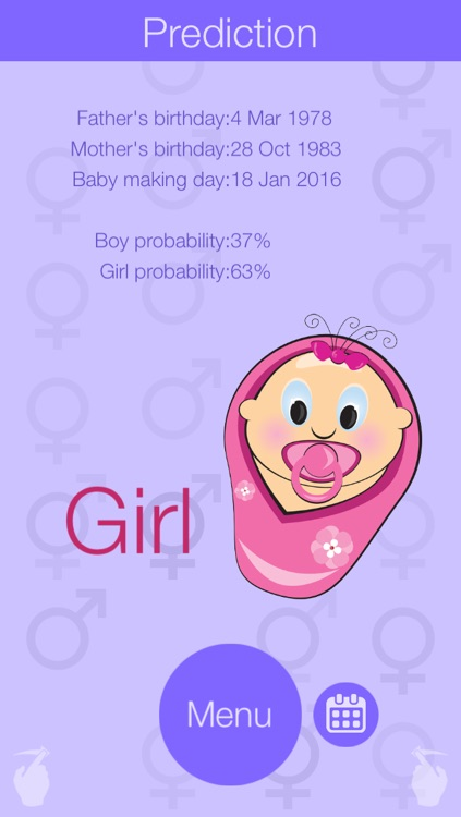 Boy or Girl ? Gender Predictor