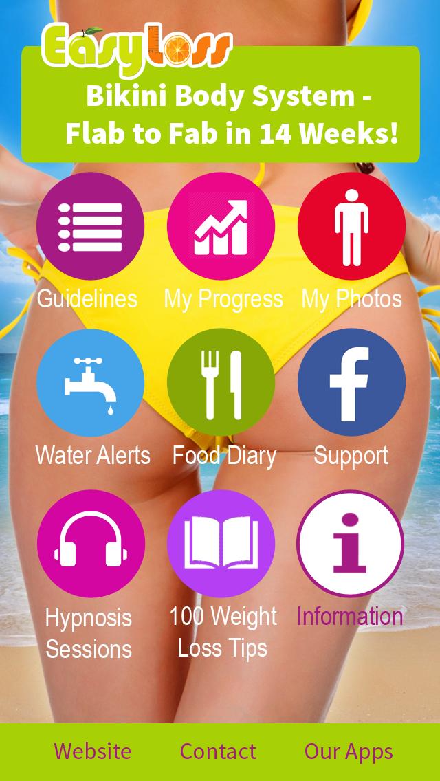 Bikini Body Weight Loss Hypnosis – Flab to Fab in 14 weeks!のおすすめ画像1