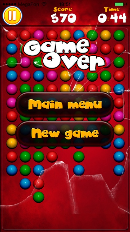 Attack Balls - New Bubble Shooter Game (Best Cool & Funny Games For Girls & Kids - Touch Top Fun) screenshot-3