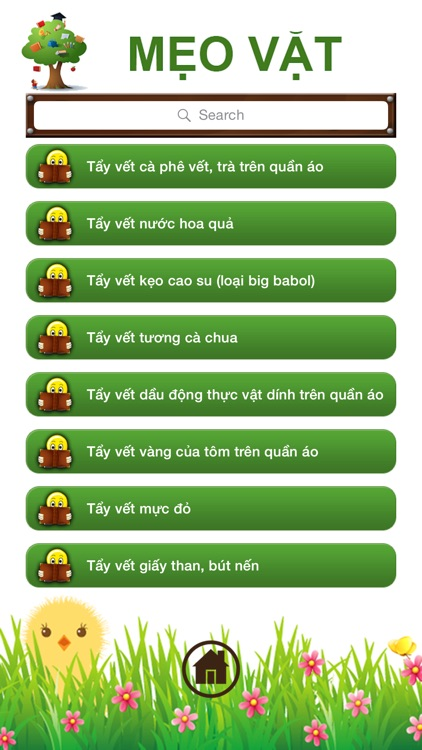 Mẹo Vặt Number One screenshot-4