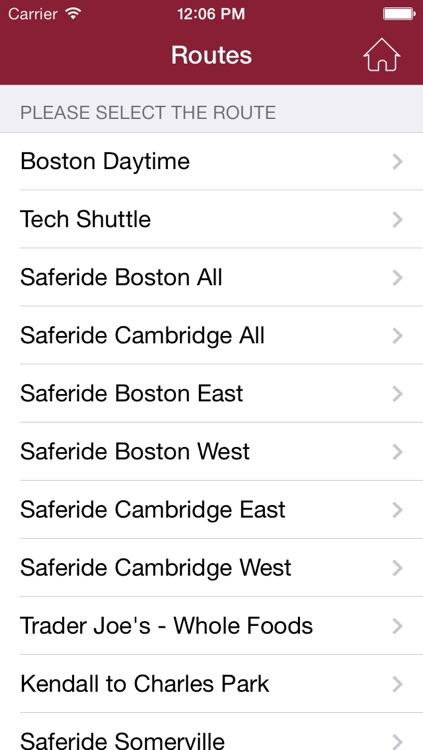 Where's My MIT Bus? screenshot-3