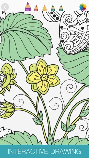 Colorme: Coloring Book for Adults on the App Store