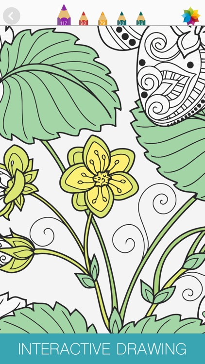 Colorme: Coloring Book for Adults screenshot-3