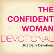 The Confident Woman Devotional app review