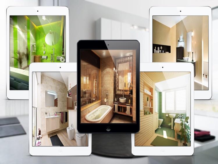 Bathroom Design Ideas HD for iPad screenshot-3