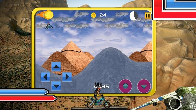 A Dirt Bike Stunt Rider - Motocross Skills Race Free Game screenshot-3