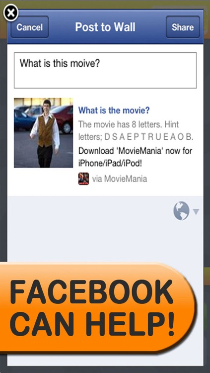 MovieMania - Guess the Movie from Scenes screenshot-4