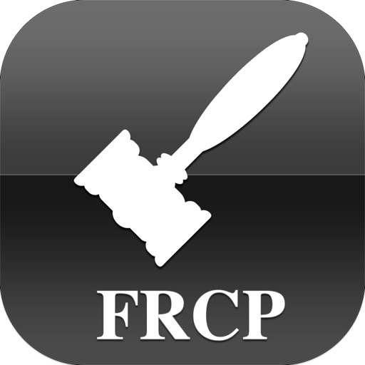FRCP: Federal Rules Of Civil Procedure