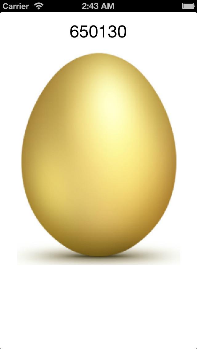 Egg of Gold Screenshot on iOS