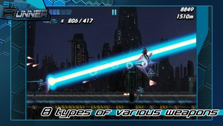 Steel Runner screenshot-4