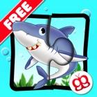 海中ジグソーバズル123 (無料版) - 子供用の言語学習ゲーム icon