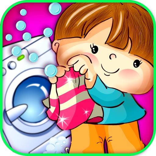 Celebrity Kids Laundry