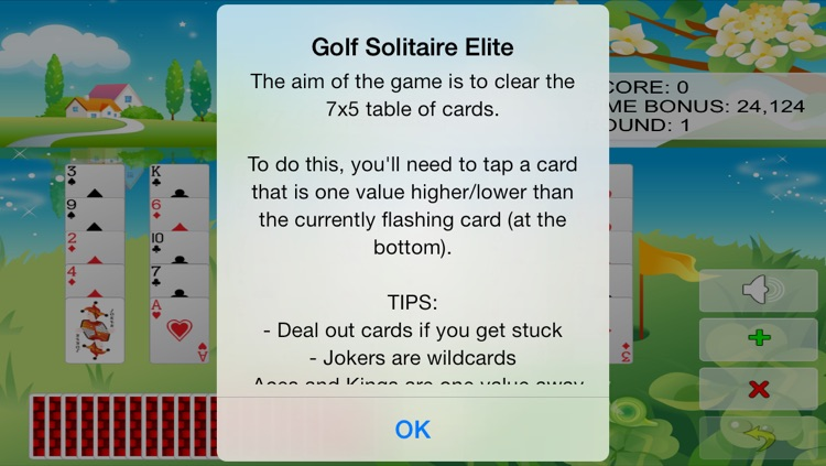 Golf Solitaire Elite