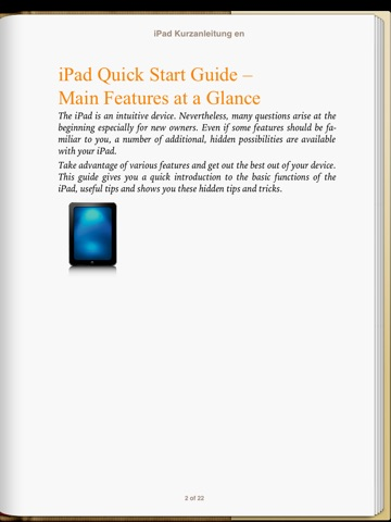 ipad quick start guide by cortado ag on ibooks rh itunes apple com ipad quick start guide for seniors ipad mini quick start guide