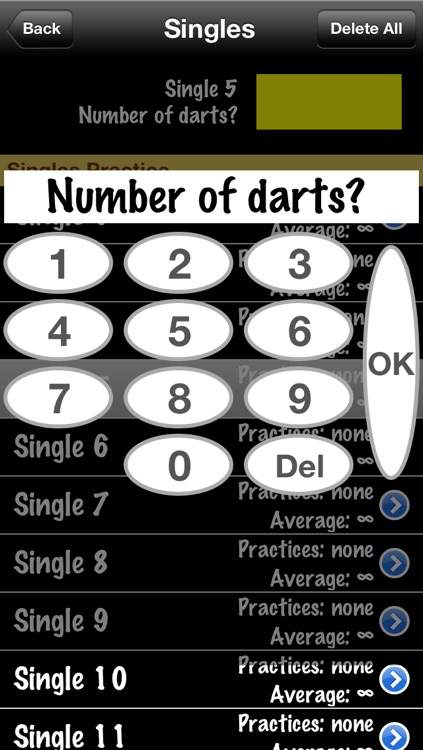 Darts Practice screenshot-1