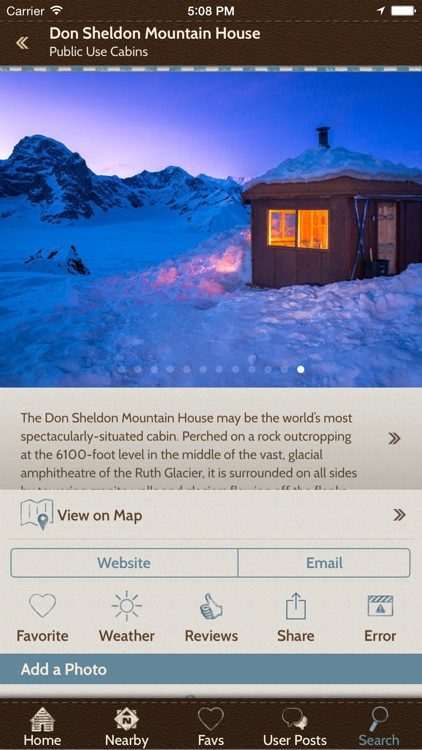 The Alaska App screenshot-4