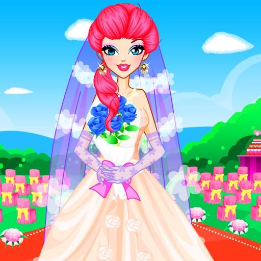 公主爱婚纱