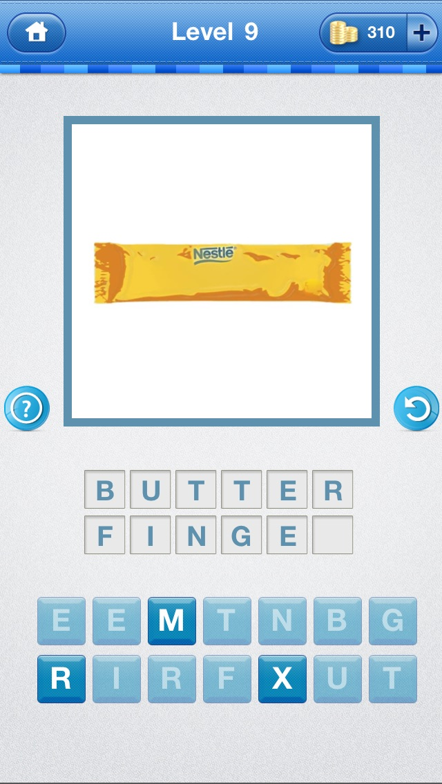 What's The Food? Guess the Food Brand Icons Trivia Screenshot
