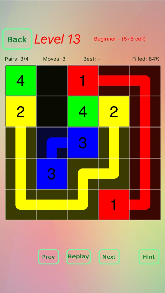 Number Linker Free - SoCrative Circle Link Puzzle Game app-0