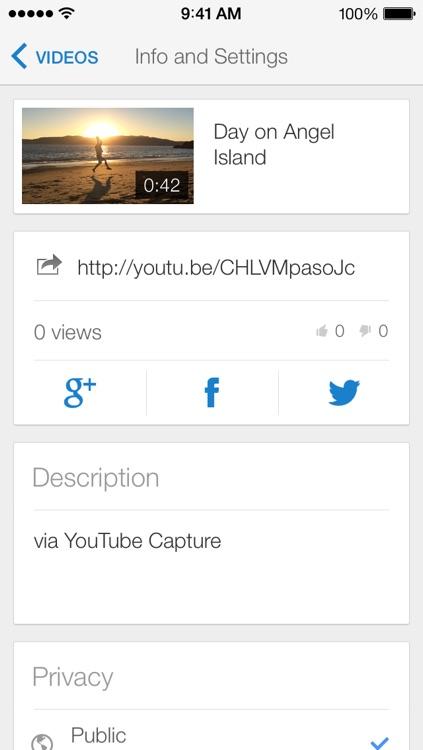 YouTube Capture screenshot-4