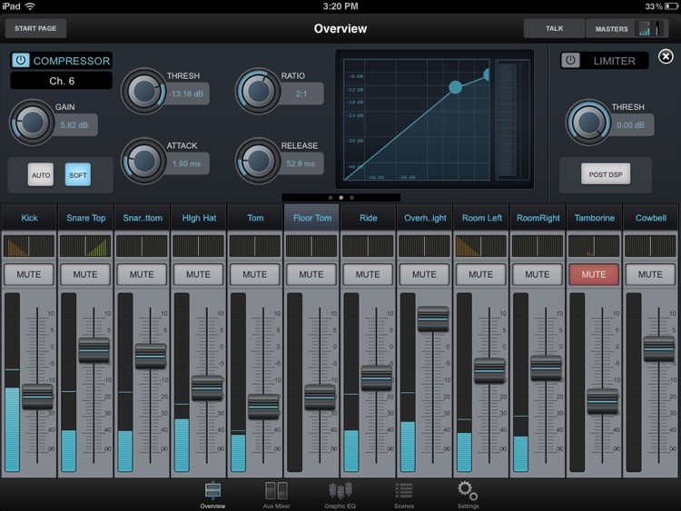 PreSonus SL Remote-AI screenshot-2