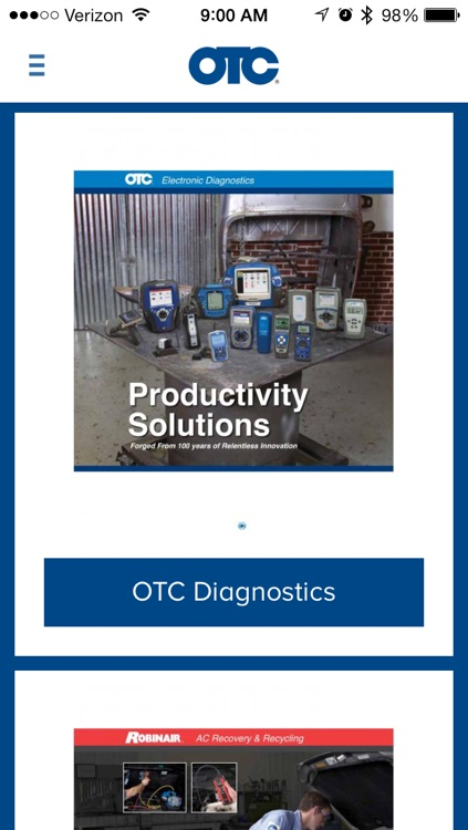 OTC Tools Catalog screenshot-3