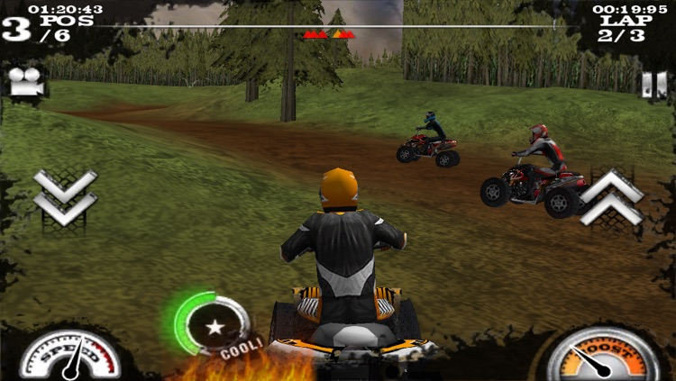 Dirt Moto Racing screenshot-2