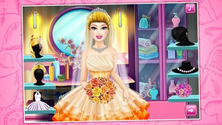 Princess Wedding screenshot-3