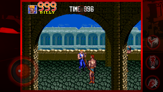 Screenshot from Double Dragon Trilogy