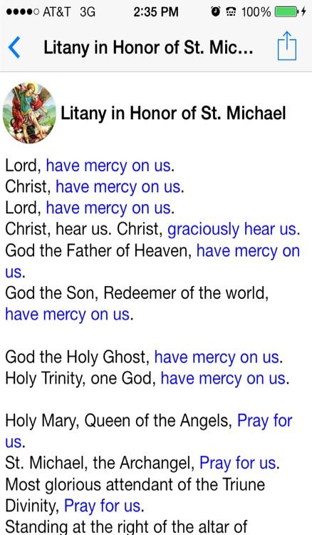 Saint Michael Prayers