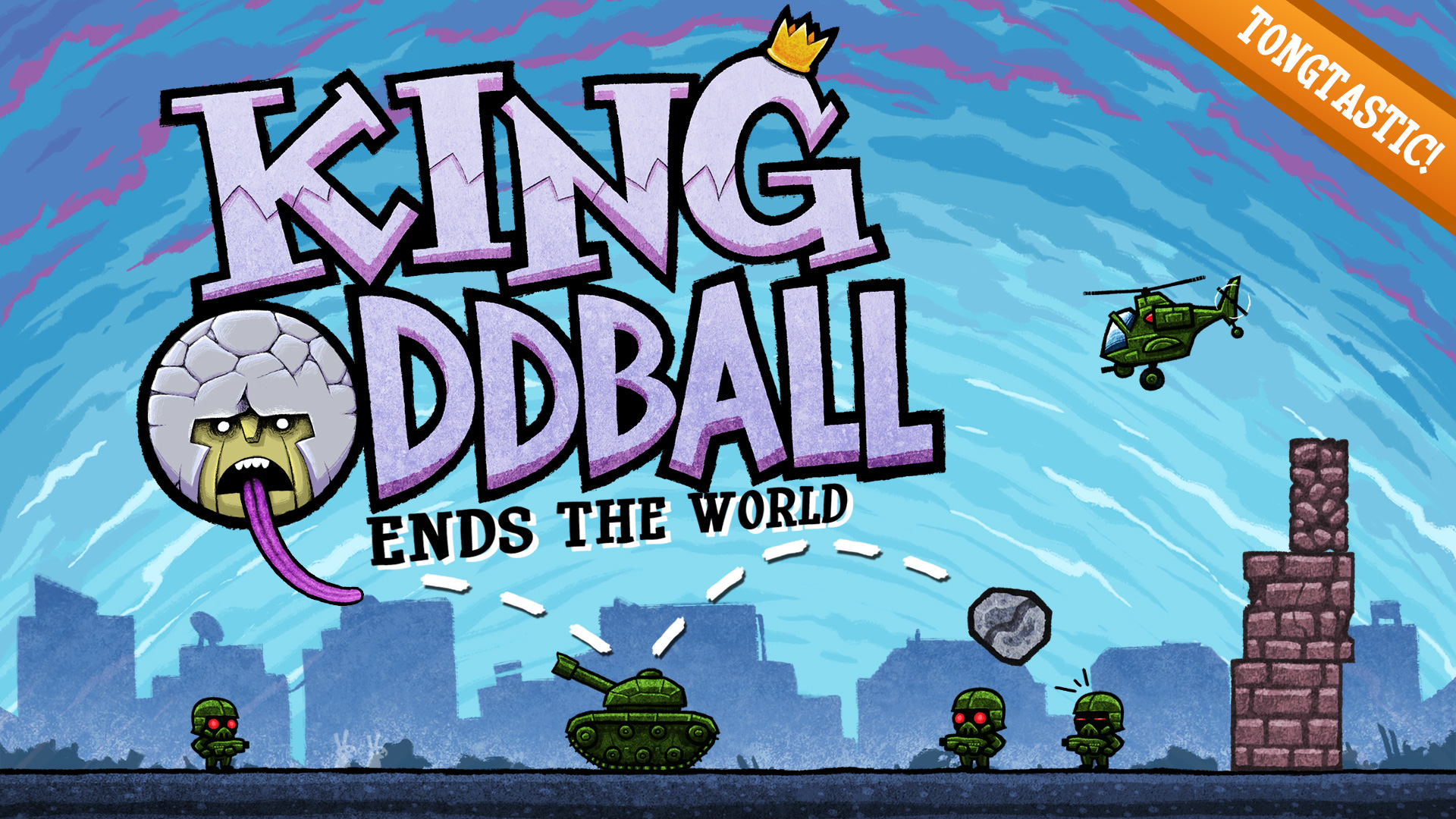 King Oddball screenshot 11